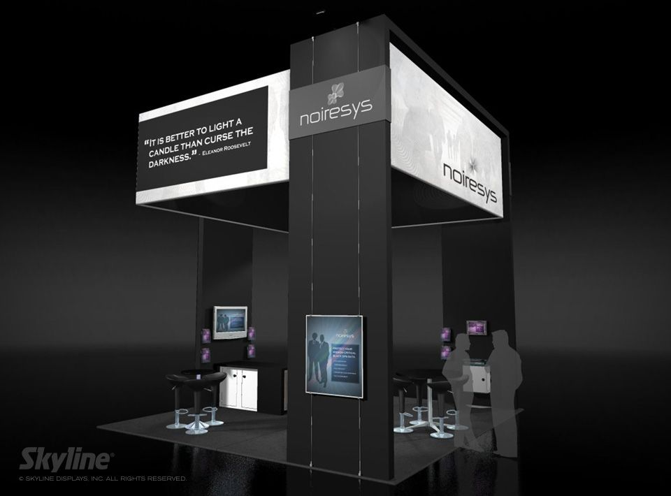 Exhibition Stand Design Kenya : Noiresys skyline exhibit gallery trade show