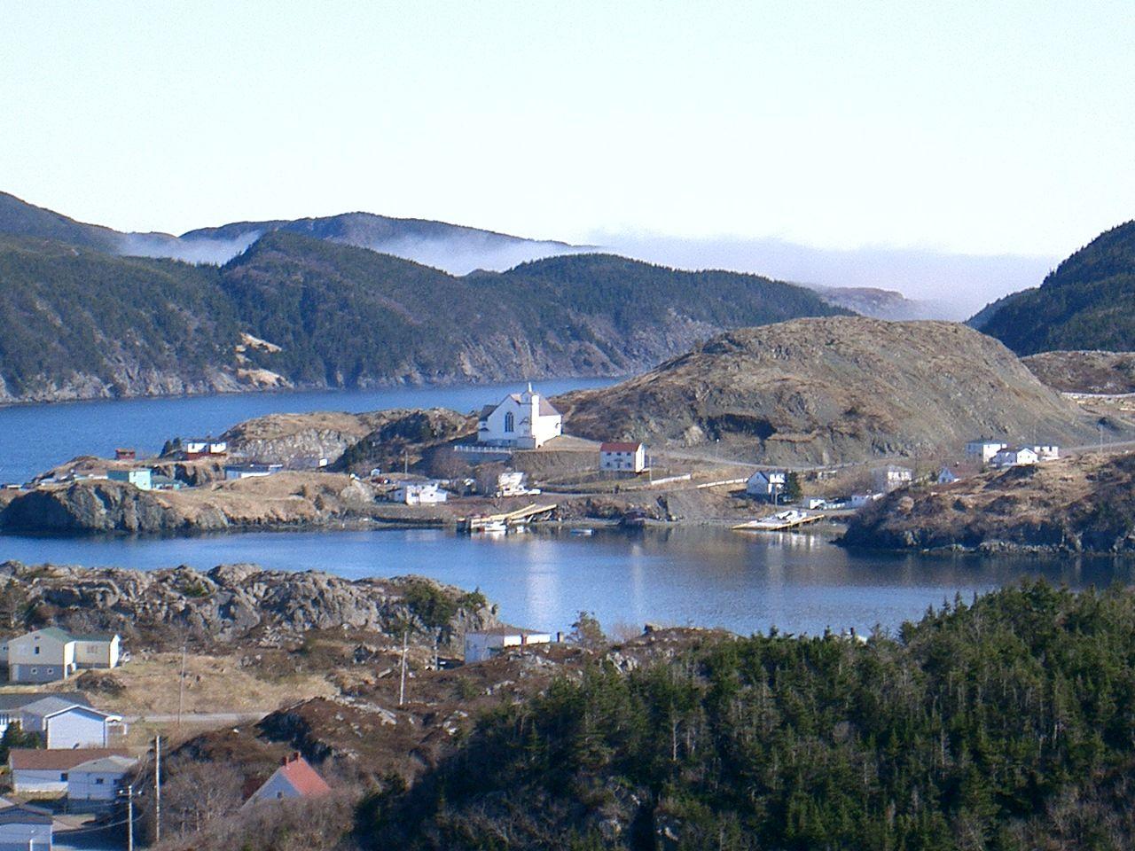 Burin Newfoundland Newfoundland And Labrador Newfoundland Atlantic Canada