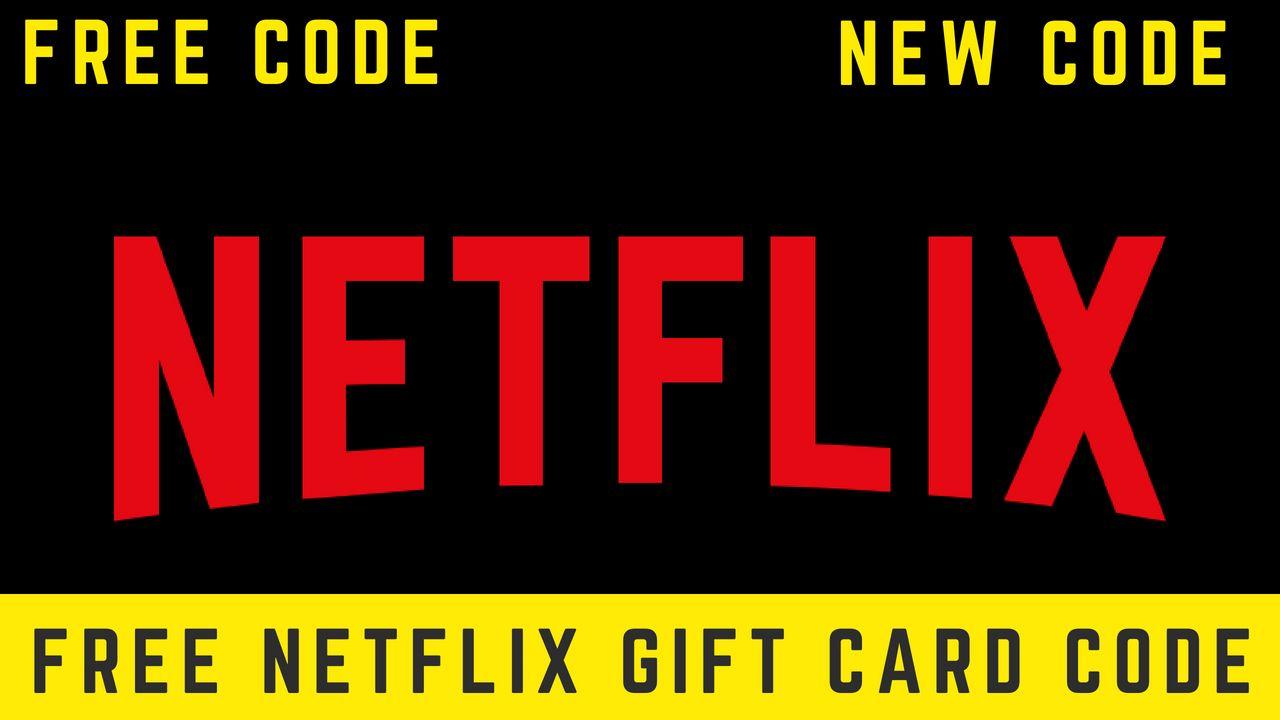 Netflix Gift Card Netflix Gift Card Codes That Work All Gift