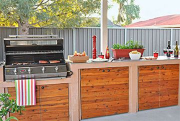 Better Homes And Gardens Outdoor Kitchen Ideas