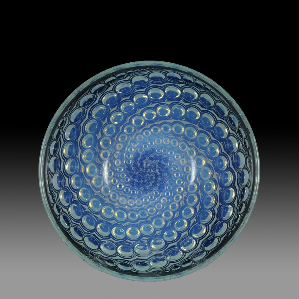 lalique | lalique-5387-Volutes No.2 : René Lalique : Antique Glass : Sold ...