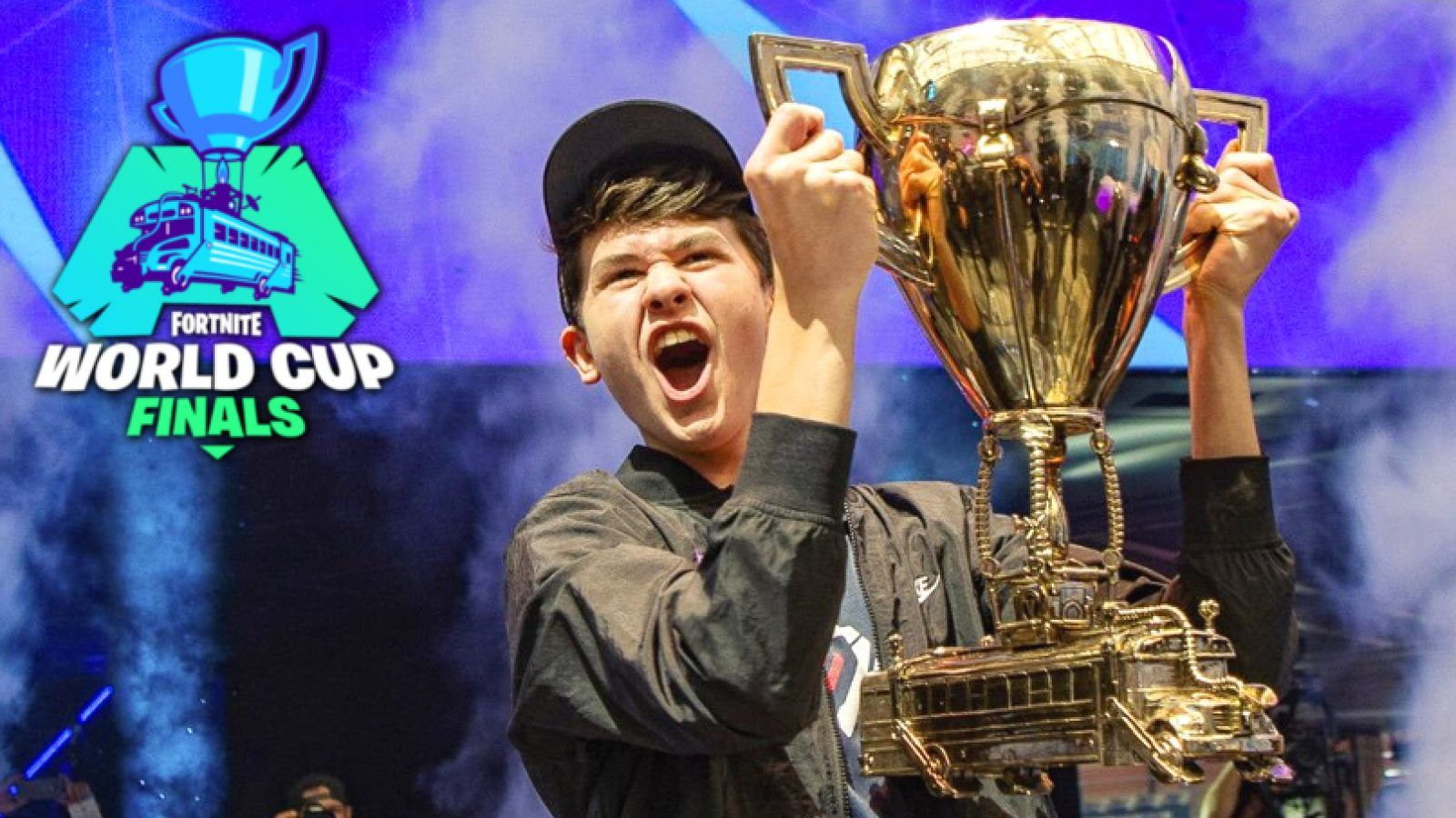 A 16 Year Old Just Won 1 1 Billion Naira For What Playing Video Games Https Www Zikoko Com Pop Bugha Fortnite World World Cup Fortnite World Cup Champions