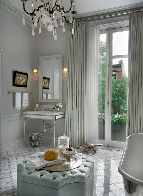 Bathtubs · jessica lagrange interiors