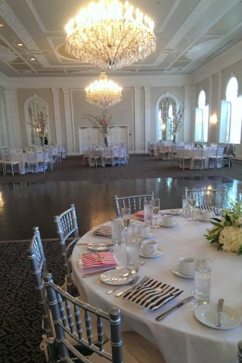 Berkeley Oceanfront Hotel Weddings Get Prices For Jersey S Wedding Venues In Asbury Park Nj
