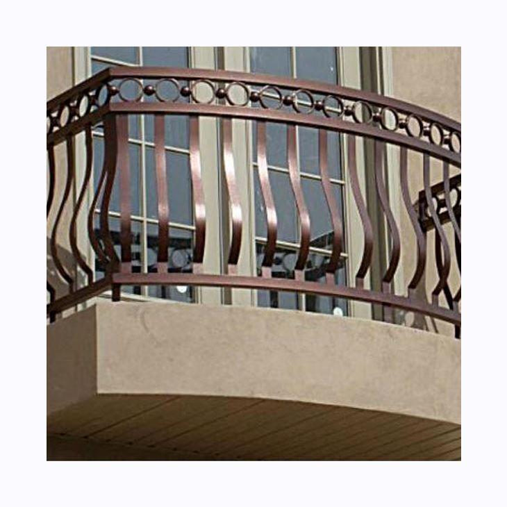 China Aluminum Balcony Railings Manufacturers, Suppliers ...