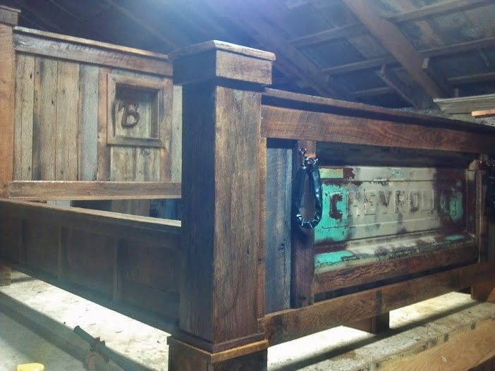 Pin On Barn Wood Beds Amp Bedroom Furniture