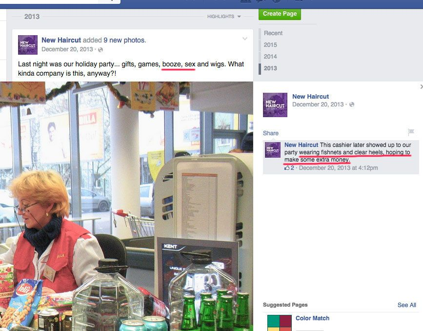 How Not To Promote Company Culture By New Haircut Digital Web