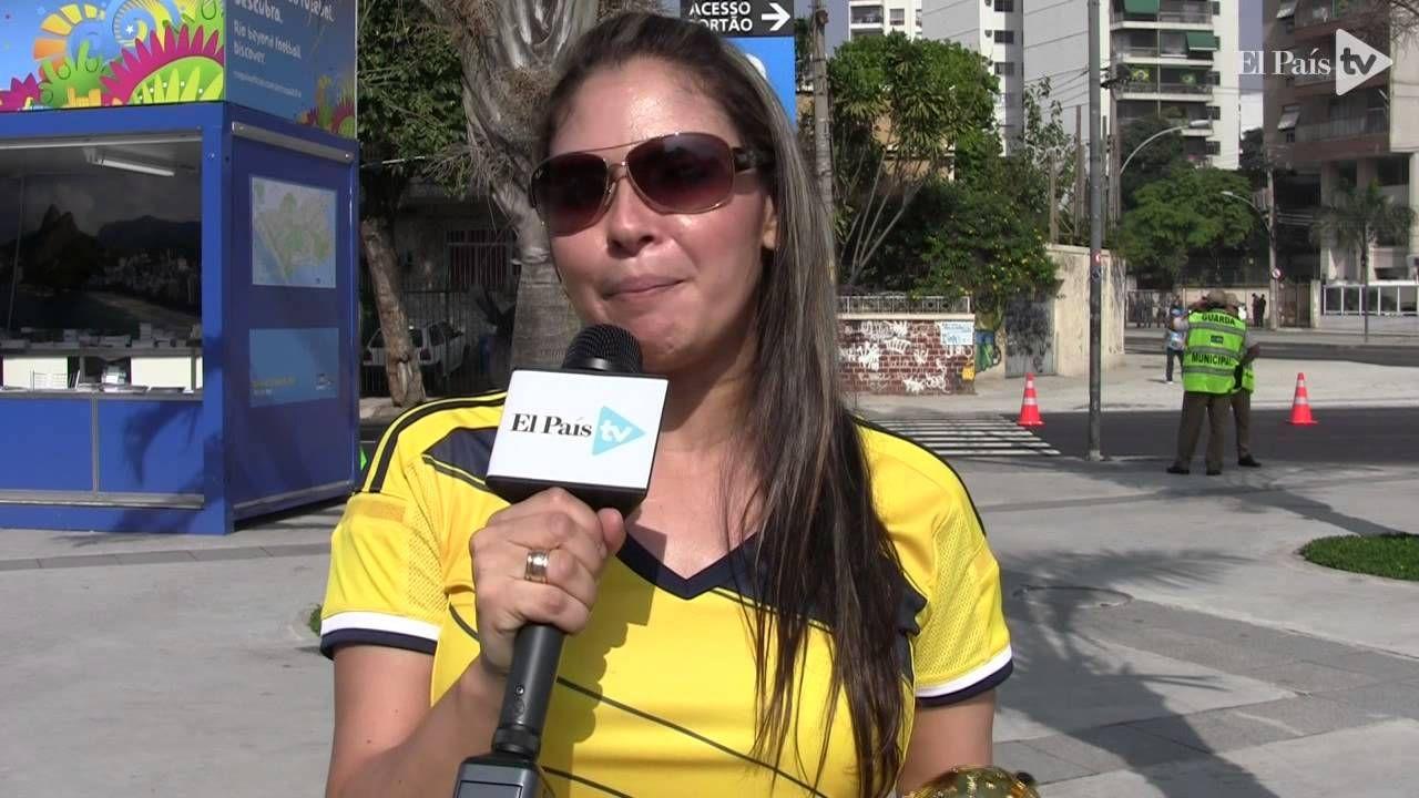 Los hinchas opinan: ¿James Rodríguez hizo olvidar a Falcao García?  #Colombia paso a Cuartos de Final del #MundialBrasil2014  #SelecciónColombia #Brasil2014