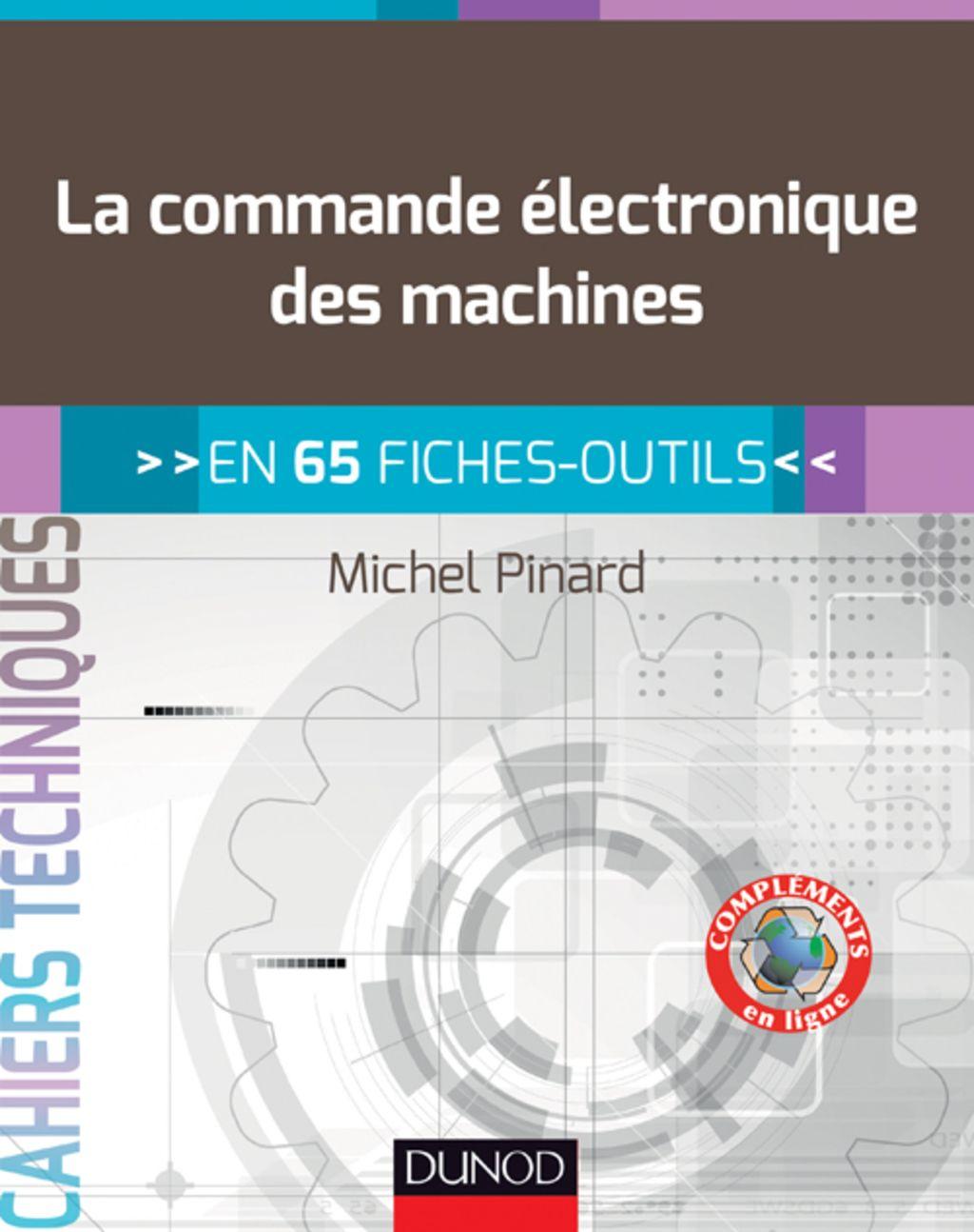 La commande électronique des machines (eBook) Books