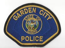 Garden City Id Idaho Police Dept Leo Patch New With Images