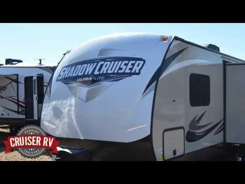 Cruiser Rv 2017 Shadow Cruiser 251 Rks Tour Youtube Light