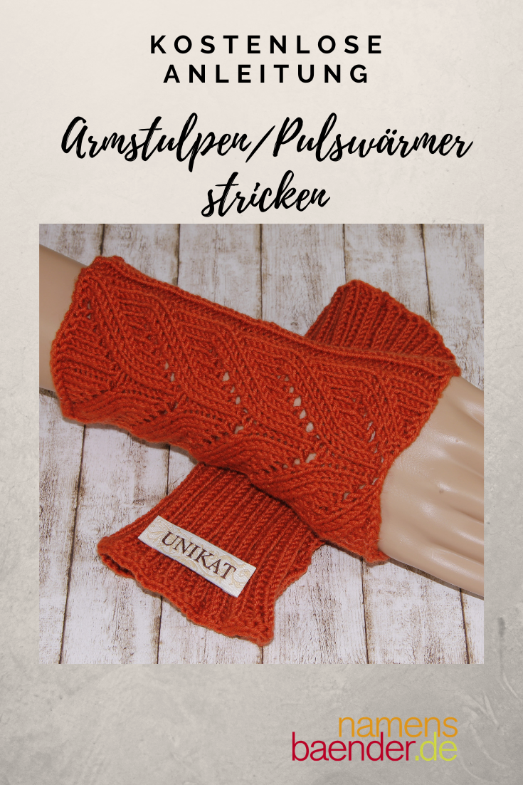 Photo of Arm warmers wrist warmers knit me free instructions