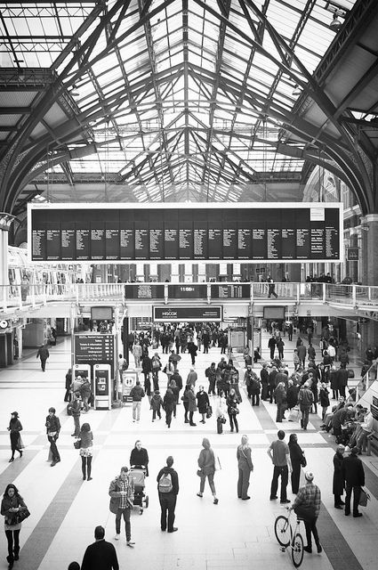 Liverpool Street Station - illiam.com LDN.RS