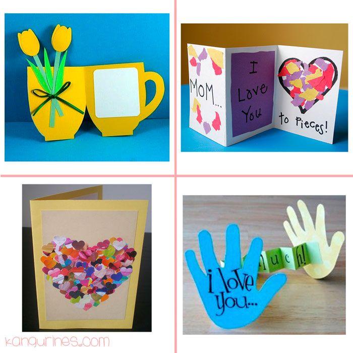 Ideas de manualidades para regalar en el Día de la Madre