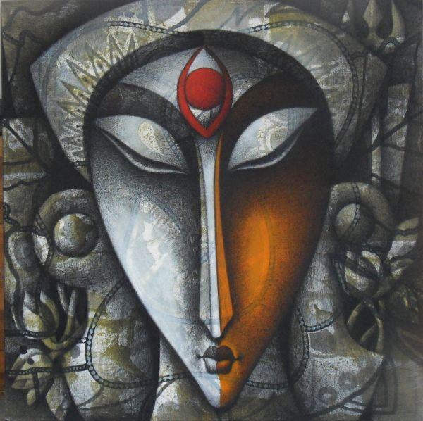 JAGANNATH PAUL   ART   Pinterest   Arte cubista, Pinturas y Arte indio