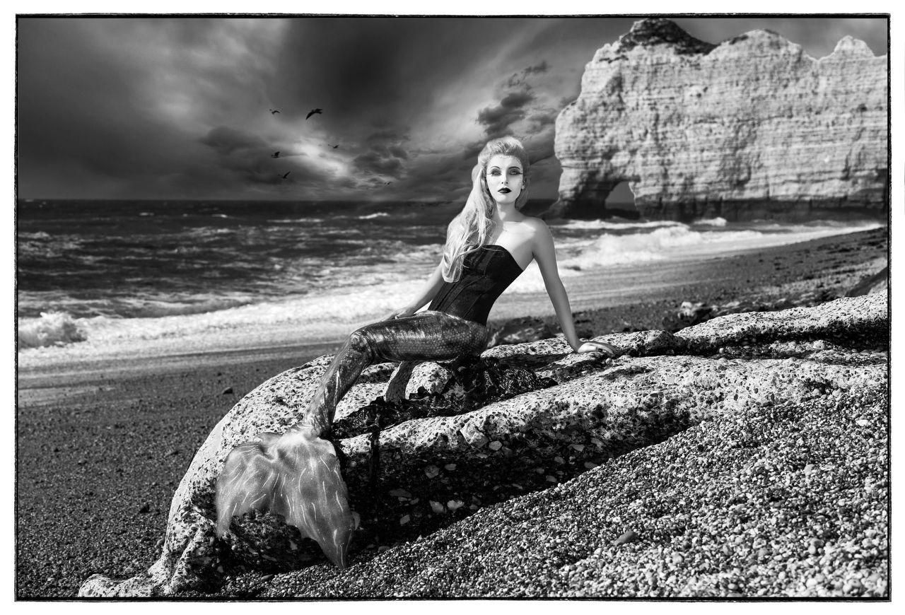 Artsy Fartsy Dark Souls Ii Concept Art: #Mermaid #Sea #Witch #AlienStar #highfashion #fashion
