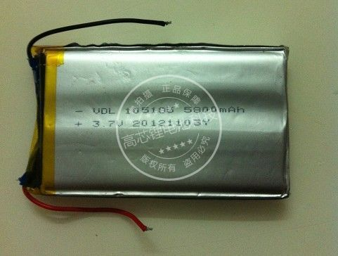 $18.00 (Buy here: https://alitems.com/g/1e8d114494ebda23ff8b16525dc3e8/?i=5&ulp=https%3A%2F%2Fwww.aliexpress.com%2Fitem%2F3-7V-lithium-polymer-battery-105060-Tablet-PC-eBook-3800MAH-Mobile-Power%2F32213521433.html ) 3.7V lithium polymer battery 105060 Tablet PC eBook 3800MAH Mobile Power for just $18.00