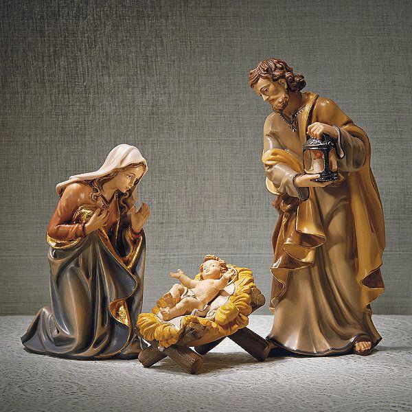 Kostner Three-piece Holy Family Nativity Figurines