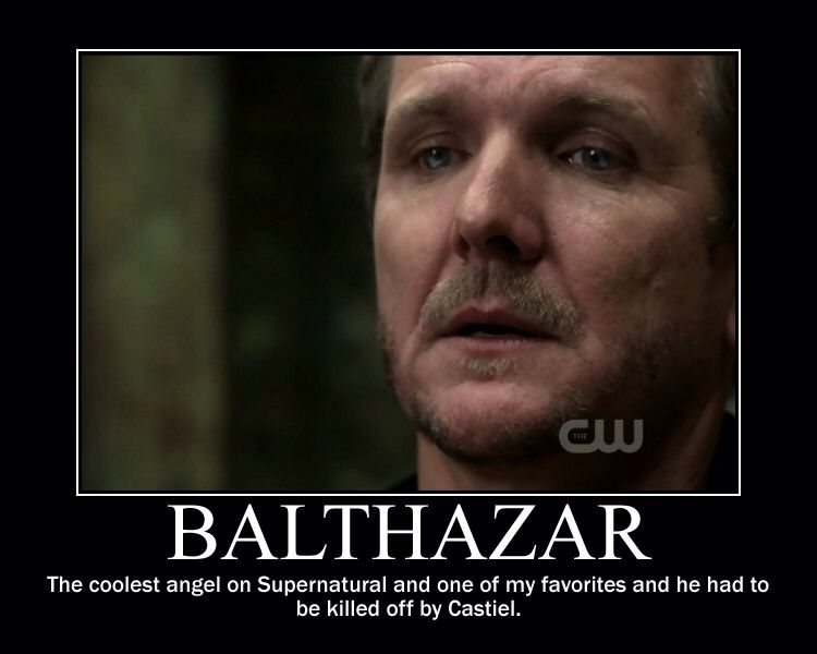 Balthazar supernatural
