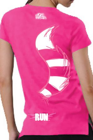 e563ca38ef09 Glow in the Dark Cheshire Cat running shirt! Perfect for the days getting  shorter.