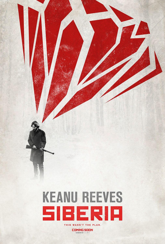 Siberia New Film Poster Https Teaser Trailer Com Movie