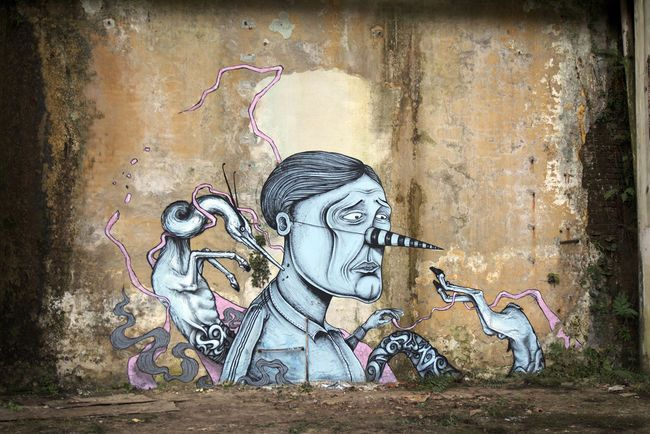 Street Art in Italy | World Art & Travel Blog
