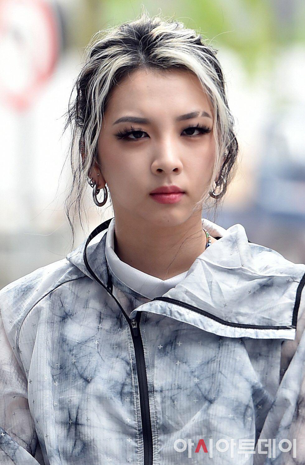 Pin By Sarah Kim On K Rd White Streak In Hair Grunge Hair Hair Streaks