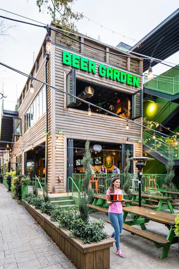 50 Best Places In The South Now Beer Garden Design Beer Garden