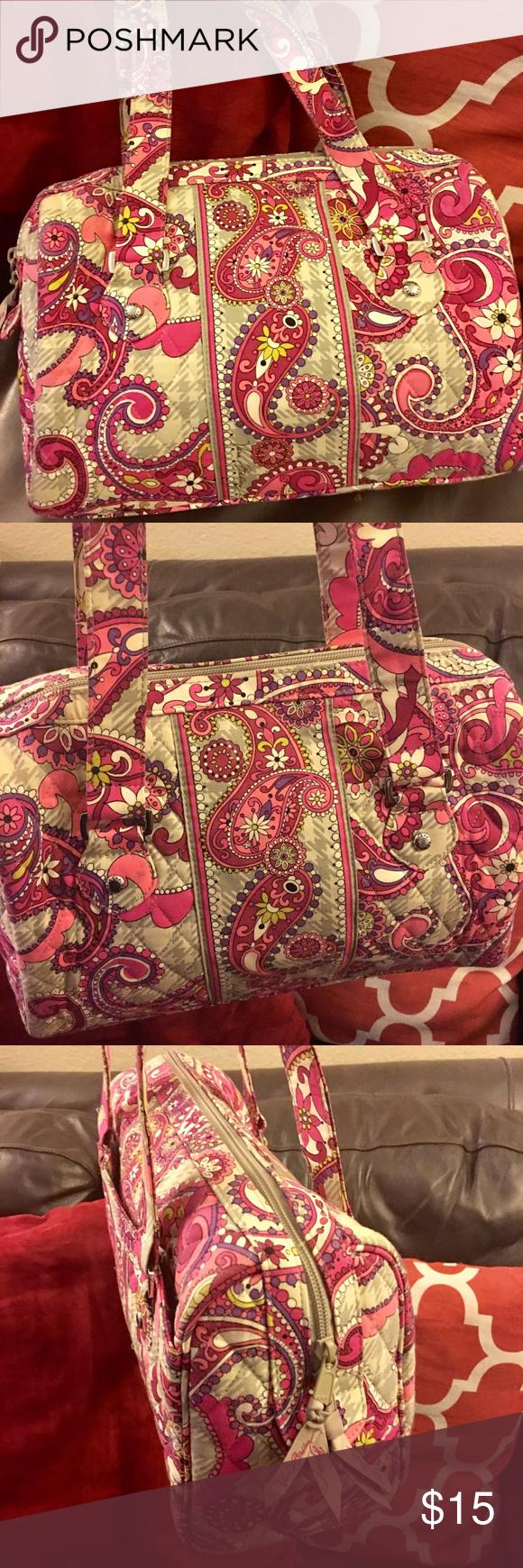 🎉SALE🎉VERA BRADLEY Super Cute Paisley Print Bag