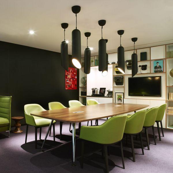 citizenM meeting rooms London Bankside hotel   Lighting   Pinterest ...