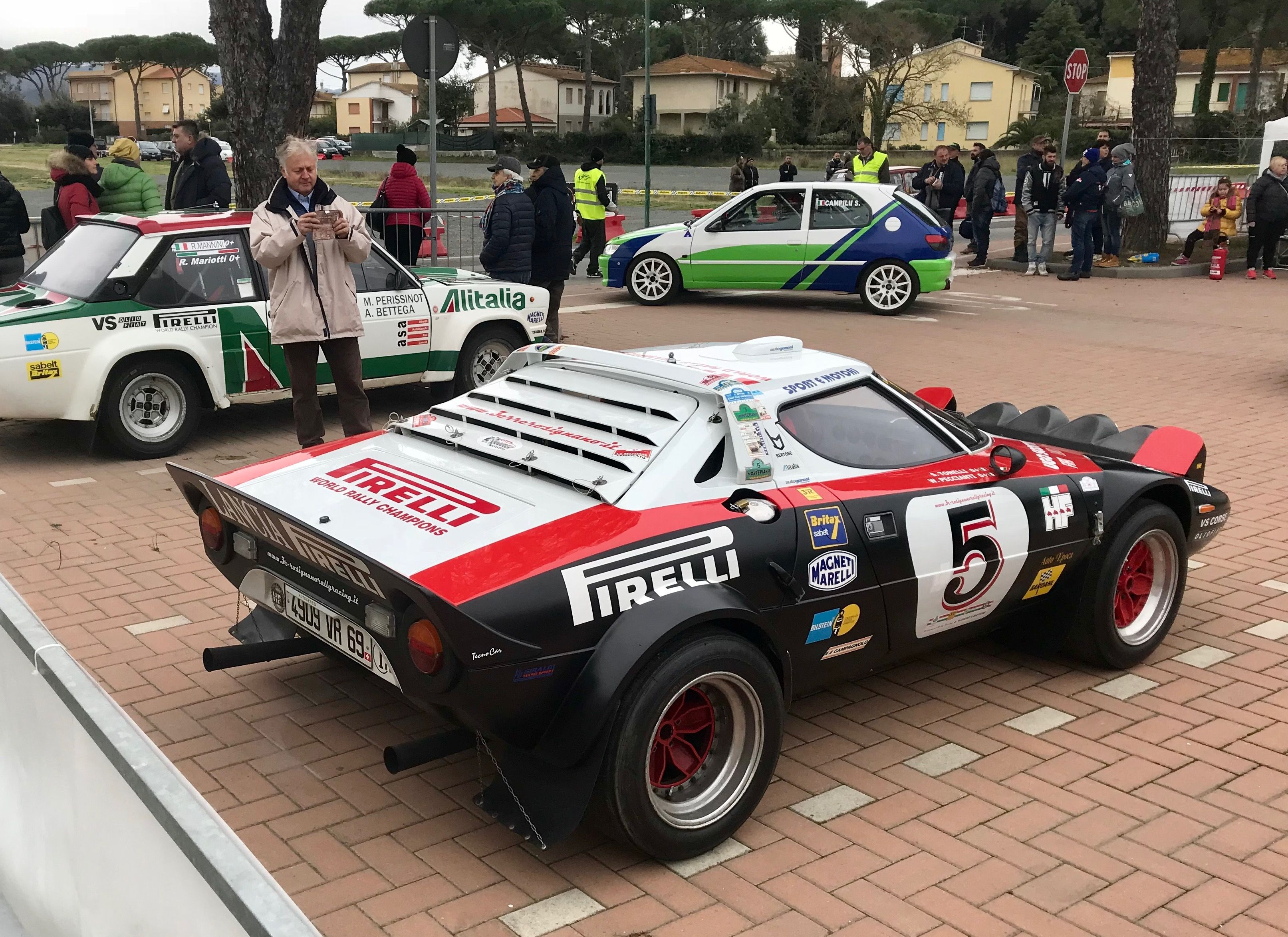 Lancia Stratos Peccianti Donoratico 2017 #maseraticlassiccars