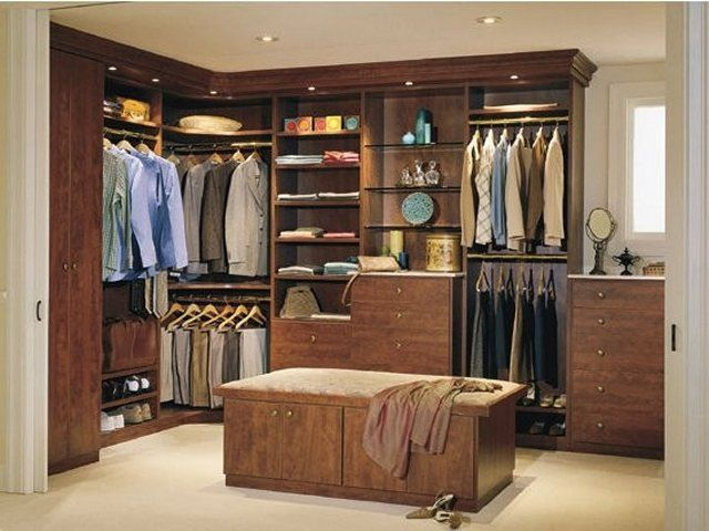 Ba o con closet vestidor decoracion de cuartos para for Decoracion cuartos de bano