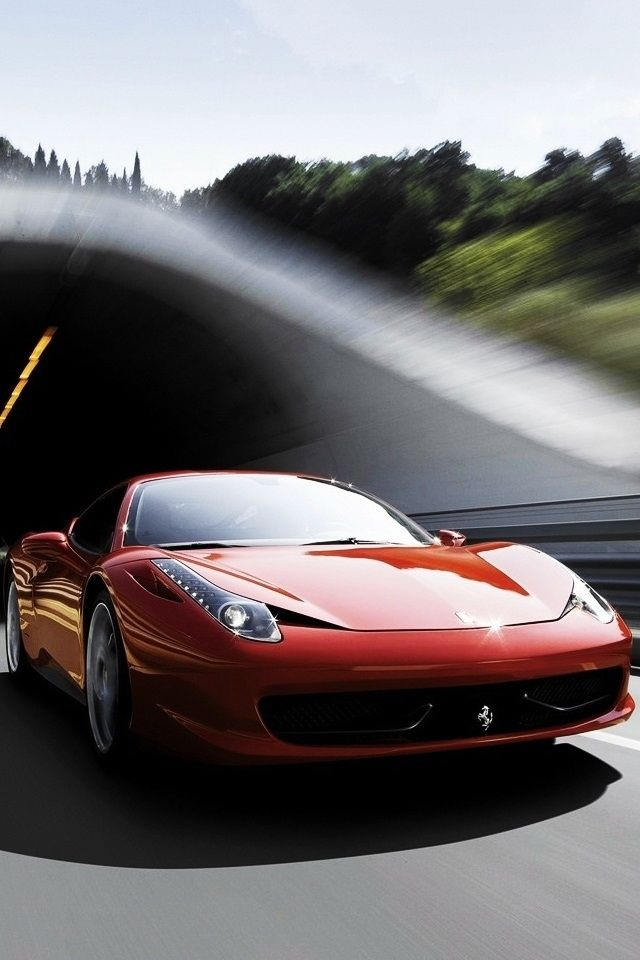 Calling All IPhone 4 4S Owners 20 Hot Car Wallpapers Youll Love