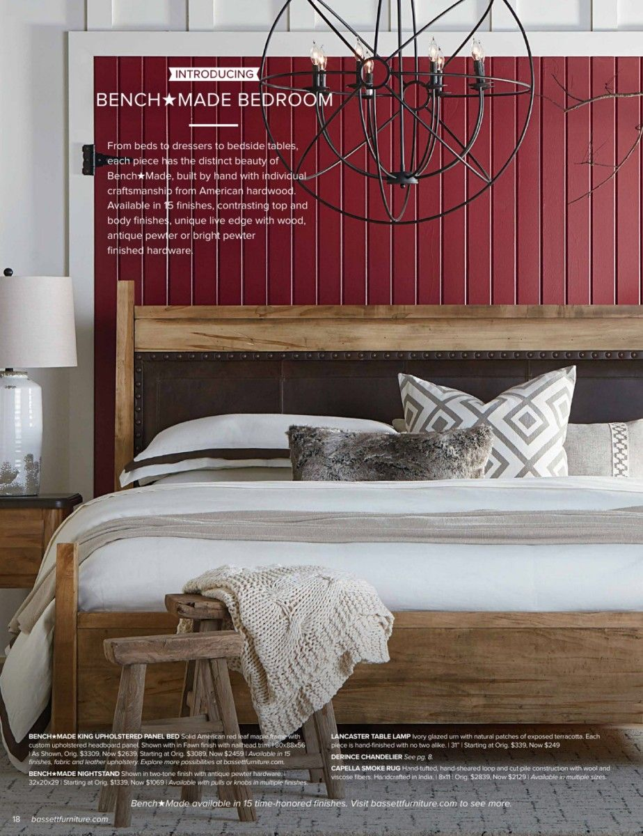 Bassett Furniture Bassett furniture, Home decor, Furniture