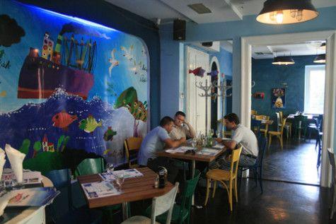 Ribice I Tri Tockice Tri Zagreb Favorite Places