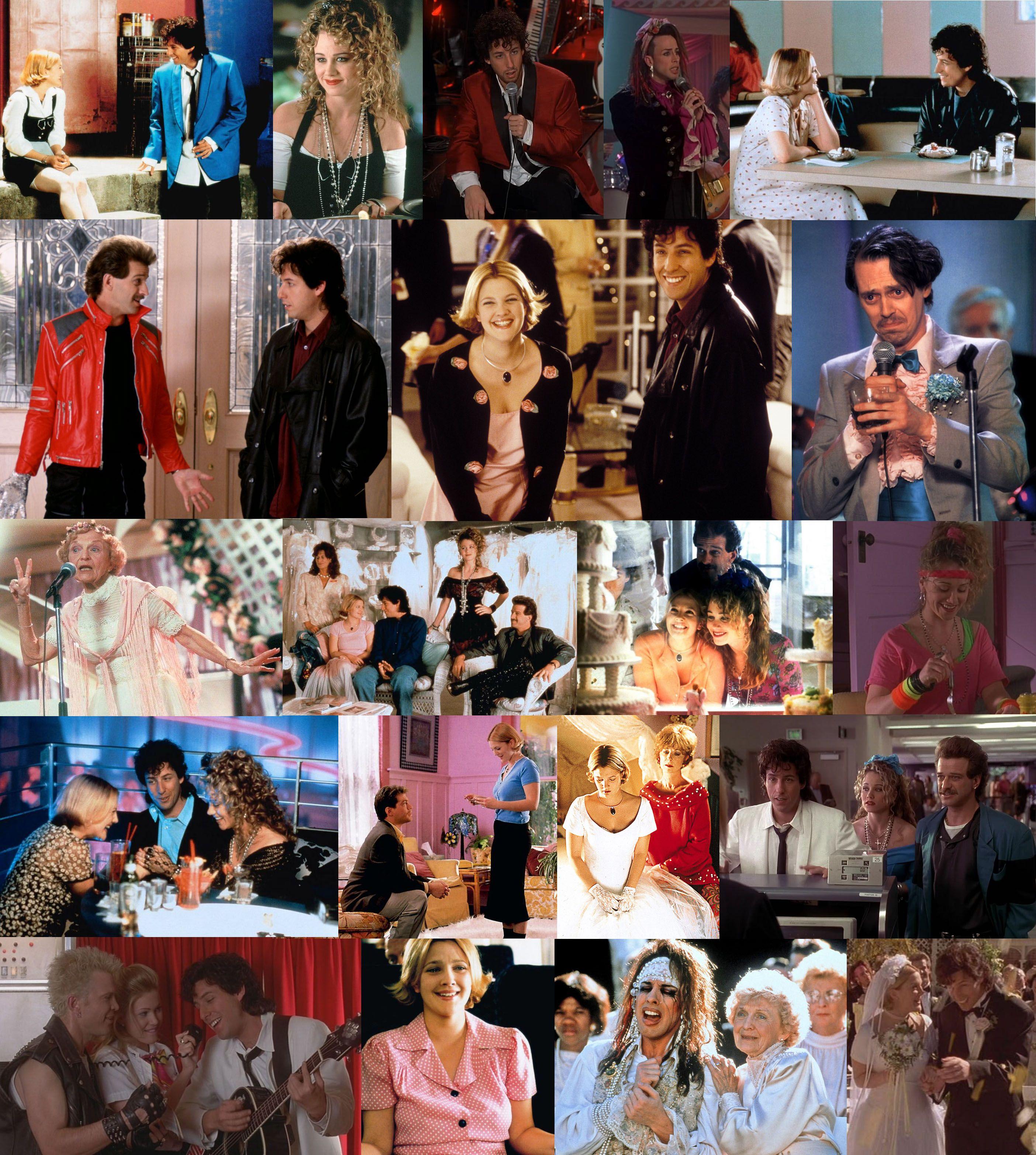 One Of My Absolute Favorites Love Adam Sandler And Drew Berrymore The Wedding Singer