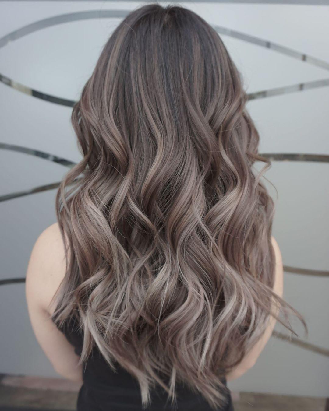 Mushroom brown? 😔🤣 Hair color, Long hair styles, Hair styles