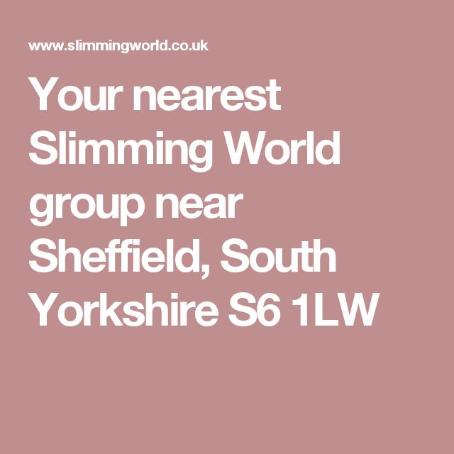 slimming sheffield