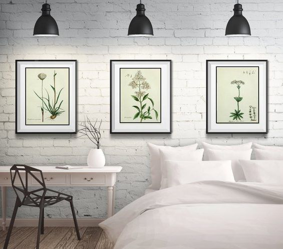 The Best Etsy Stores For Modern Farmhouse Wall Art Home Decor