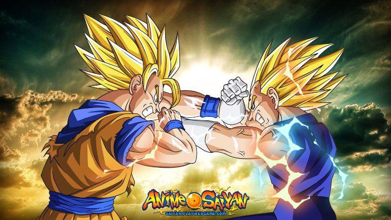 Rilis Lebih Dulu, Anime Saiyan Ini Mirip dengan Dragon Ball Online dari WaveGame