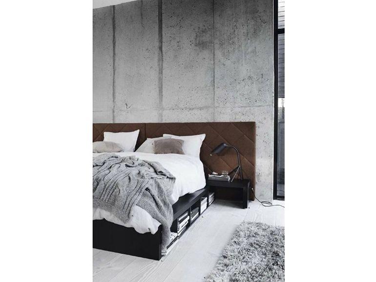 3.come-arredare-camera-da-letto-stile-minimal-parete-grezza-cemento ...