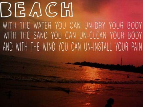 da beachh