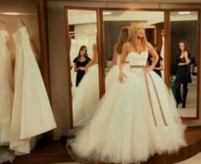 48140bb29a3b8 Kate Hudson's dress from Bride Wars | W e d d i n g | Wedding ...