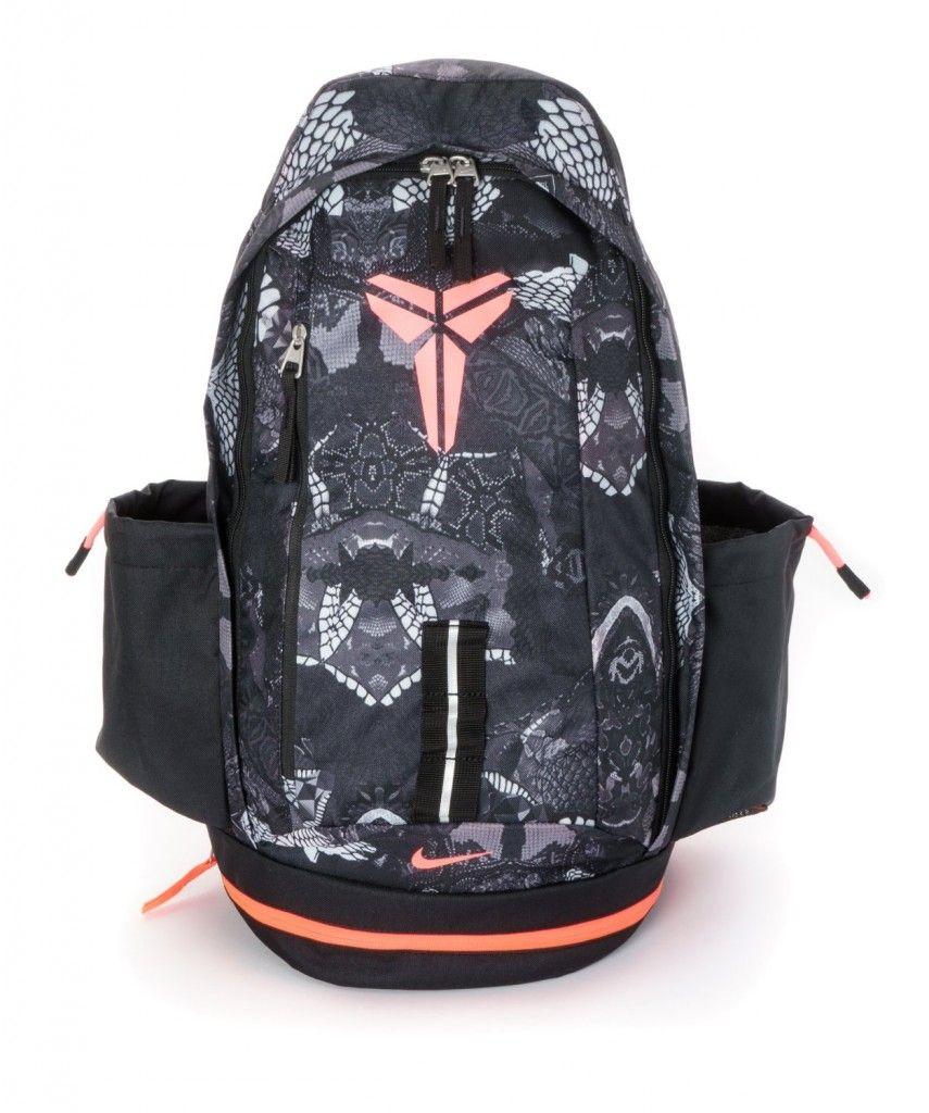 6. Nike Kobe Mamba X Basketball Backpack Dove GreyHot