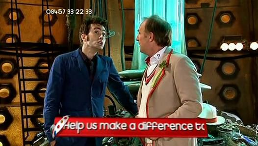 Watch the video «Doctor Who - Time Crash» uploaded by RightMov LLC on Dailymotion. | Doctor who ...