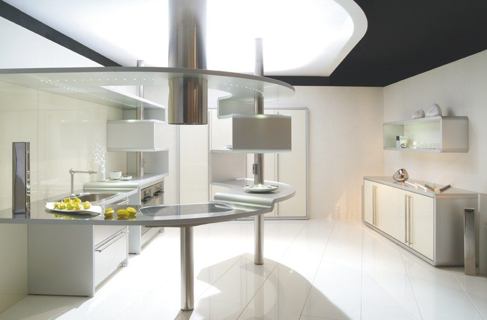 Kitchen With Island ACROPOLIS By Snaidero | Design Pininfarina Design Ideas