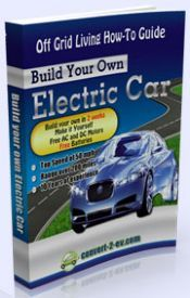 Build An Electric Car Your Own Provides Step By