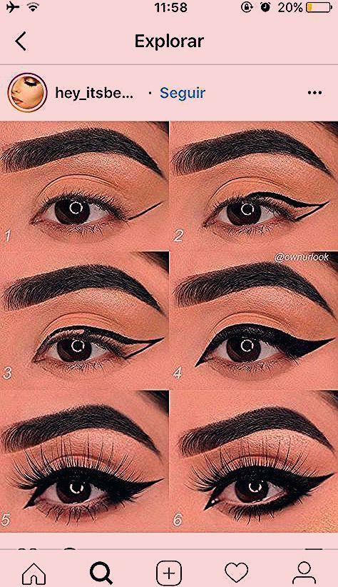 7 einfache Make-up-Tipps, um #makeuplooks #makeupt