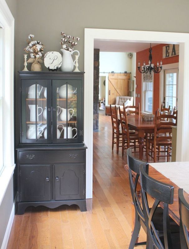 I Have The Same Boring Hutch And Am SO Stealing This Idea Said A Reader When She Saw End Result