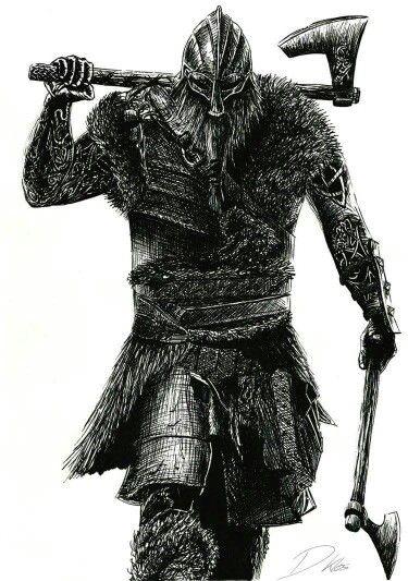 Viking   viking   Viking warrior tattoos, Viking symbols ...  Viking   viking...